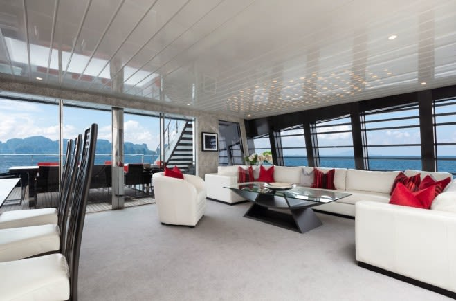M/Y Ocean Emerald Yacht #15