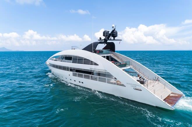 M/Y Ocean Emerald Yacht #16