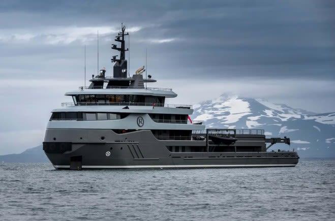 M/Y Ragnar Yacht #1