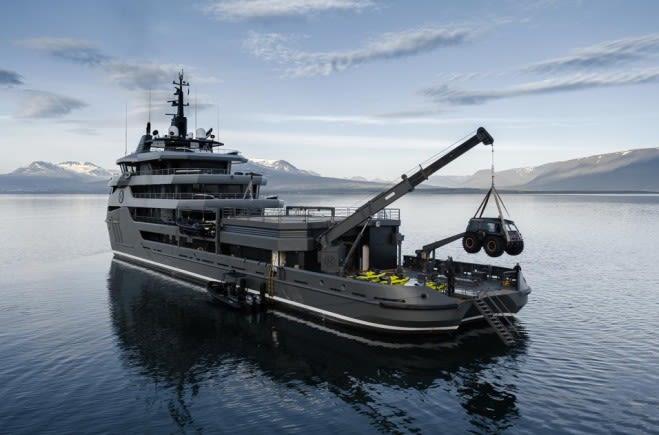 M/Y Ragnar Yacht #4