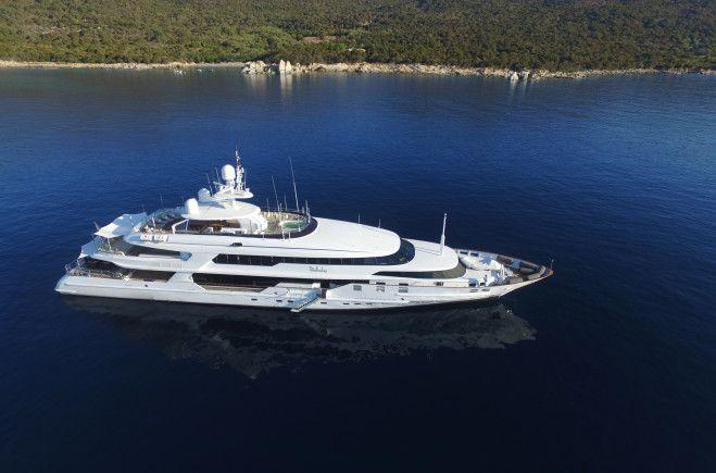 The Wellesley Yacht Charter | Oceanco