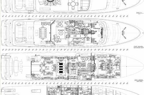 M/Y Clicia Yacht #50