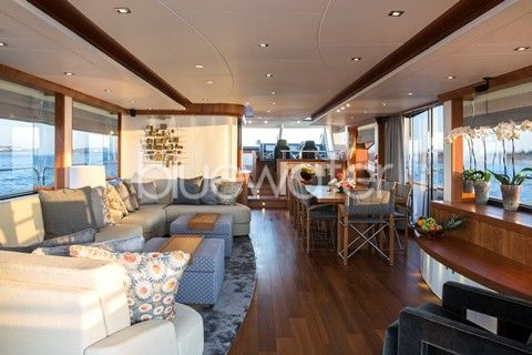 M/Y Play the Game Yacht #15