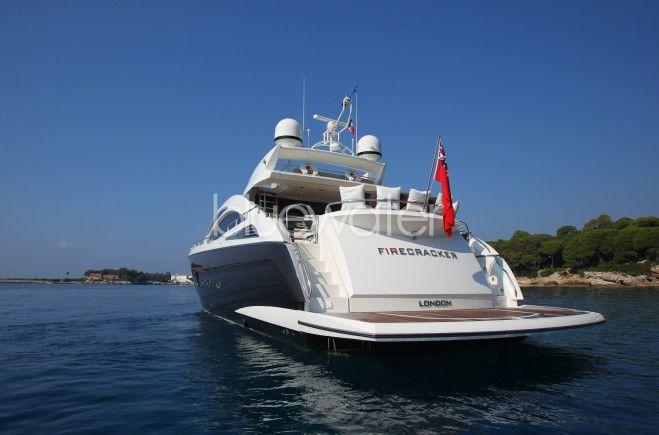 M/Y Firecracker Yacht #2