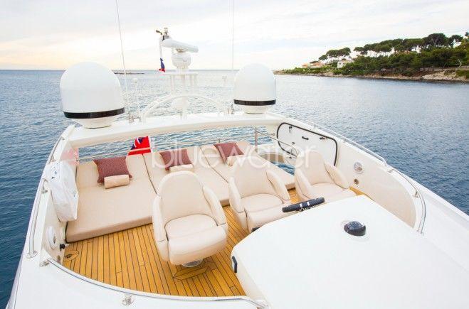 M/Y Firecracker Yacht #9