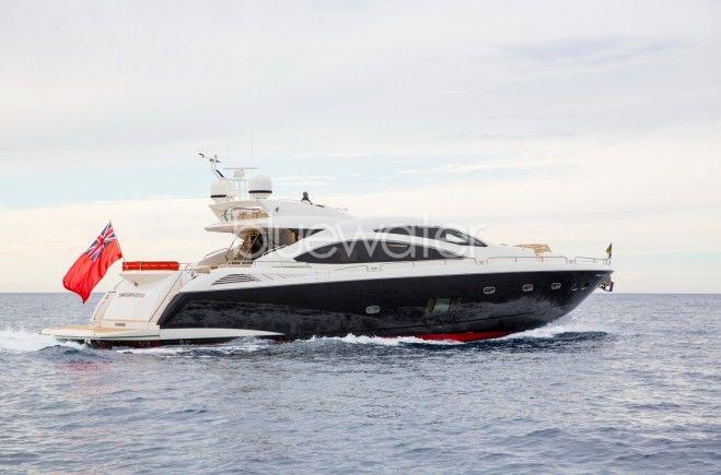 M/Y Firecracker Yacht #1