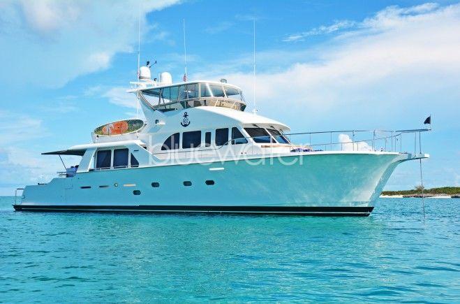 M/Y Illiquid Yacht #1