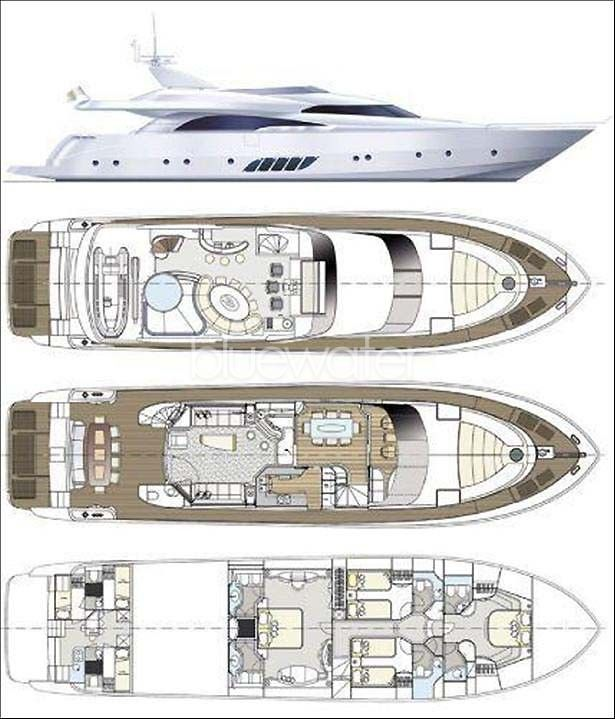 M/Y Vellmari Yacht #22