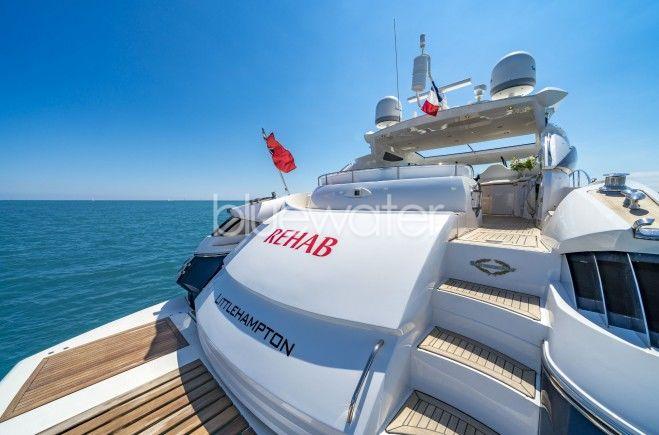 M/Y Rehab Yacht #10