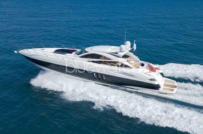 M/Y Rehab Yacht #1