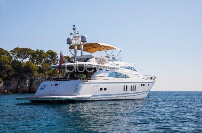 M/Y D5 Yacht #4