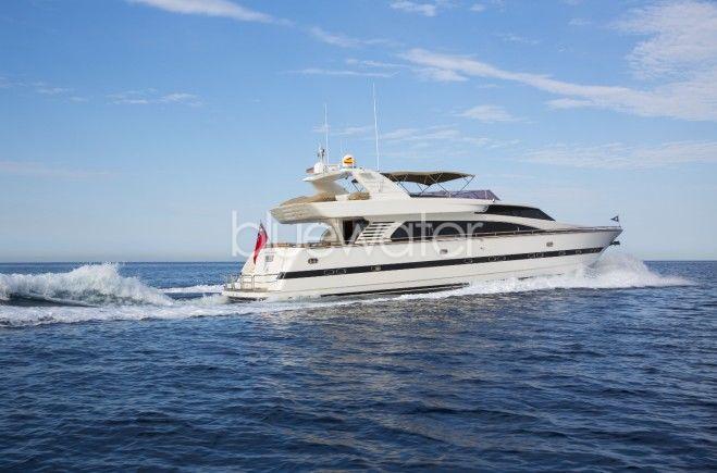 M/Y Vogue Yacht #1