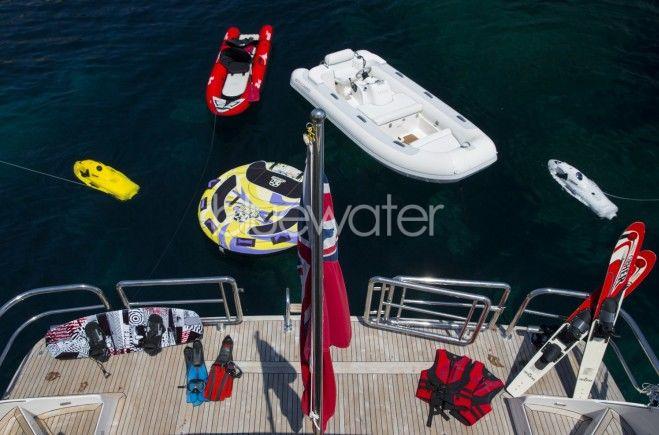 M/Y Vogue Yacht #20