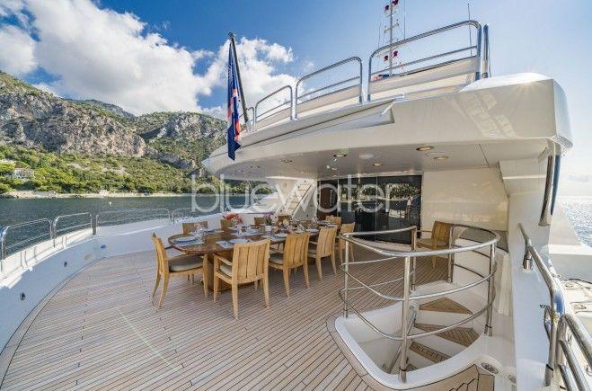 M/Y The Devocean Yacht #20