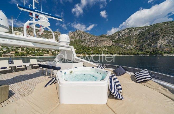 M/Y The Devocean Yacht #21