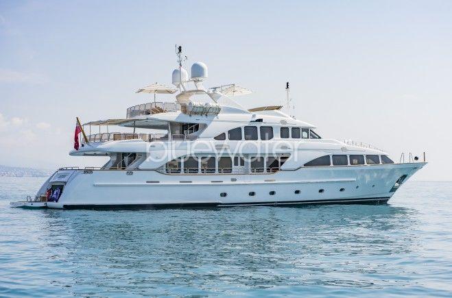 M/Y Aura Yacht #1