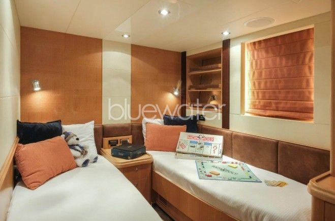 M/Y Silver Lining Yacht #17