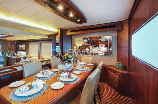 M/Y Silver Lining Yacht #14