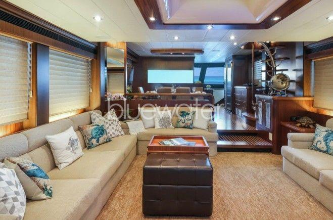 M/Y Silver Lining Yacht #22