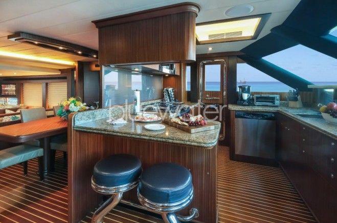 M/Y Silver Lining Yacht #20