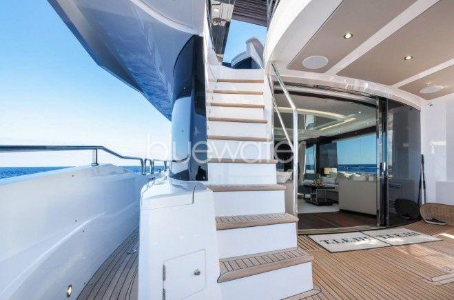 M/Y Take It Easy IV Yacht #9