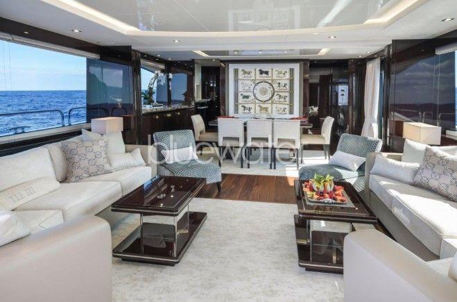 M/Y Take It Easy IV Yacht #19