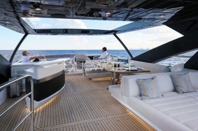 M/Y Take It Easy IV Yacht #12