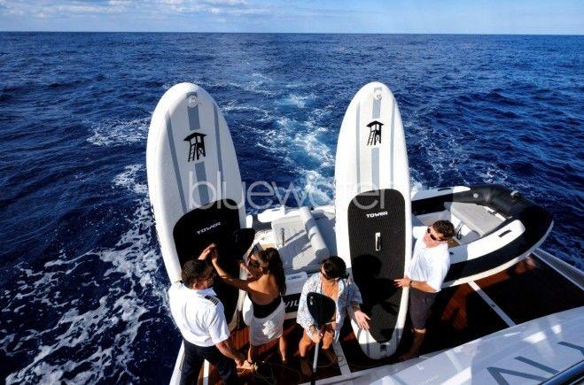 M/Y Take It Easy IV Yacht #27