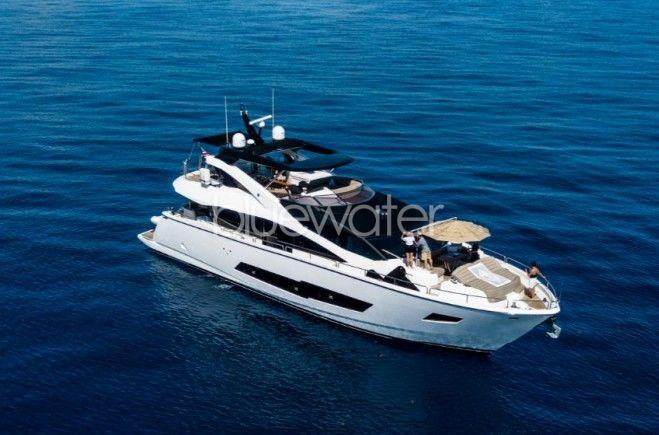 M/Y Dolce Vita Yacht #34