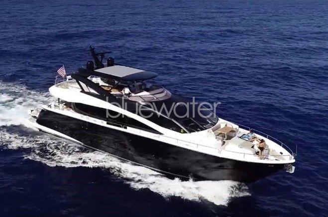 M/Y Take It Easy IV Yacht #1