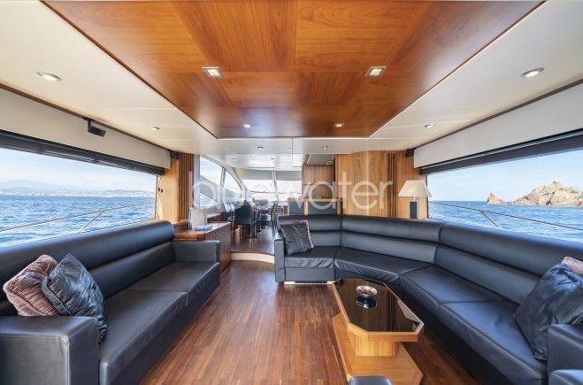 M/Y Lazy P Yacht #10