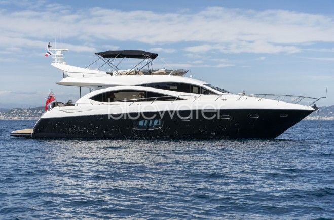 M/Y Lazy P Yacht #1