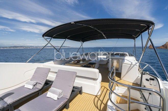 M/Y Lazy P Yacht #9