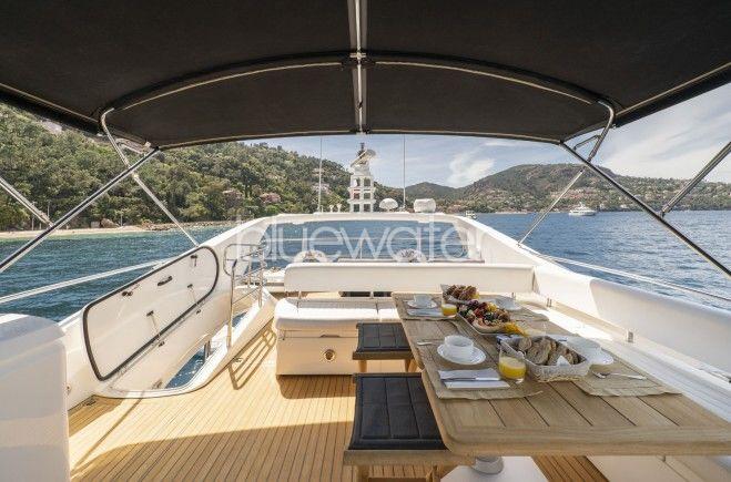 M/Y Lazy P Yacht #15