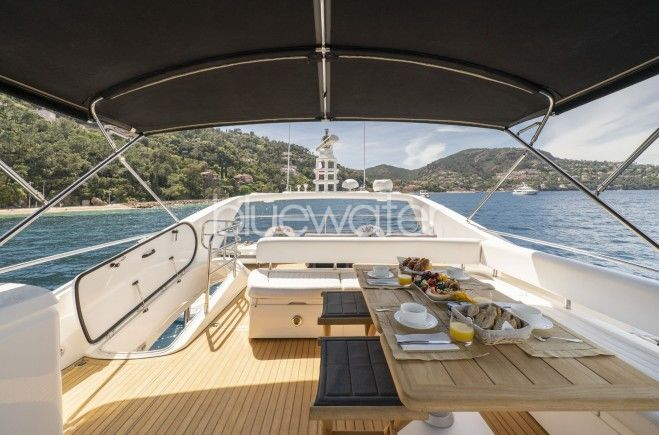 M/Y Lazy P Yacht #6