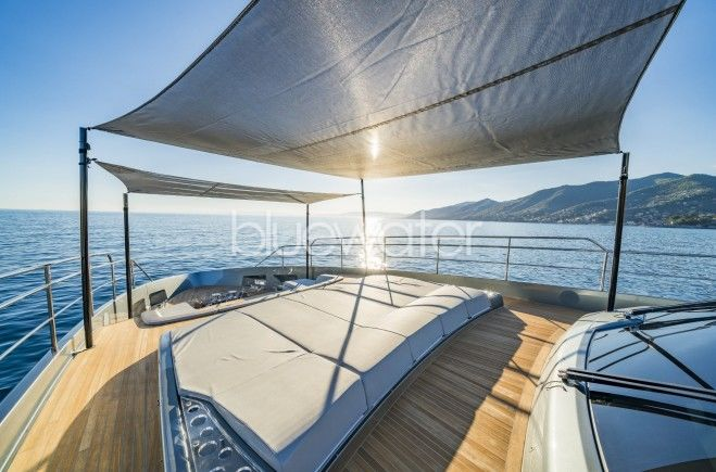 M/Y Unknown Yacht #12