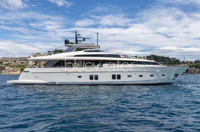 M/Y Salt Yacht #1