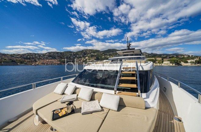 M/Y Salt Yacht #43
