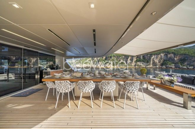M/Y Giraud Yacht #41