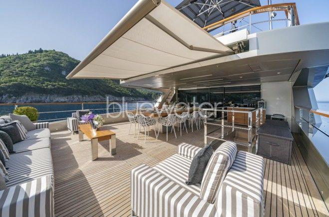 M/Y Giraud Yacht #40
