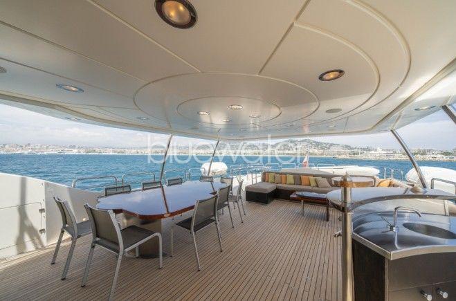 M/Y Quid Pro Quo Yacht #28
