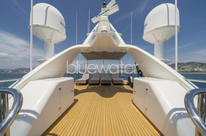 M/Y Quid Pro Quo Yacht #32