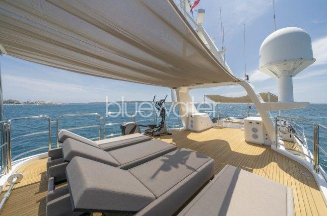 M/Y Quid Pro Quo Yacht #35