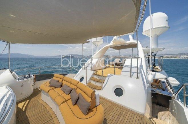 M/Y Quid Pro Quo Yacht #31
