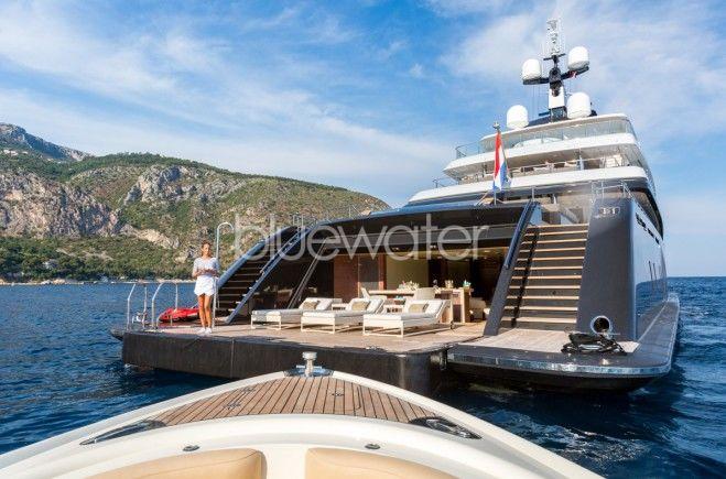 M/Y ICON Yacht #12