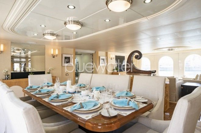 M/Y Oceana Yacht #13