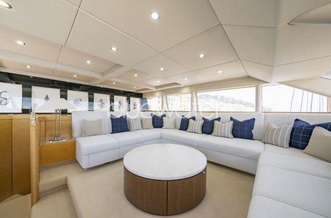 M/Y Oceana Yacht #15