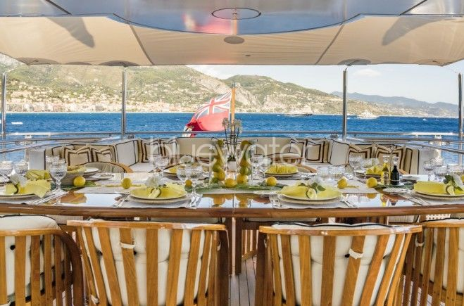 M/Y Oceana Yacht #28