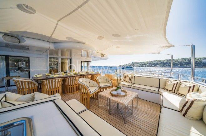M/Y Oceana Yacht #27