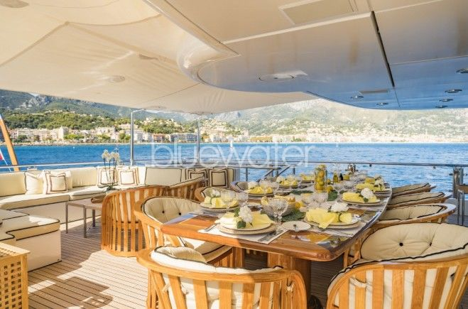 M/Y Oceana Yacht #31
